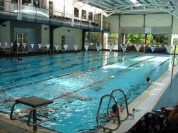 Blue Fin Swim Venues